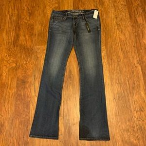 NWT Express Barely Boot Jeans